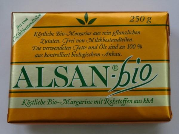 ALSAN Bio-Margarine, 250g