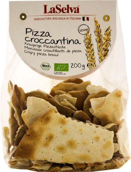 Pizza croccantina, 200g