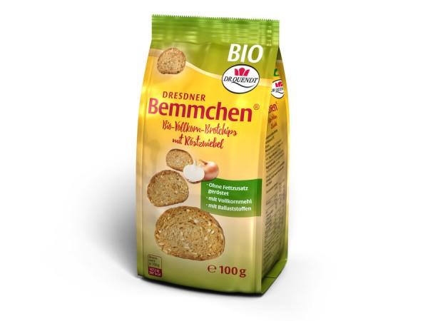 Bemmchen Vollkorn-Brotchips, 100g