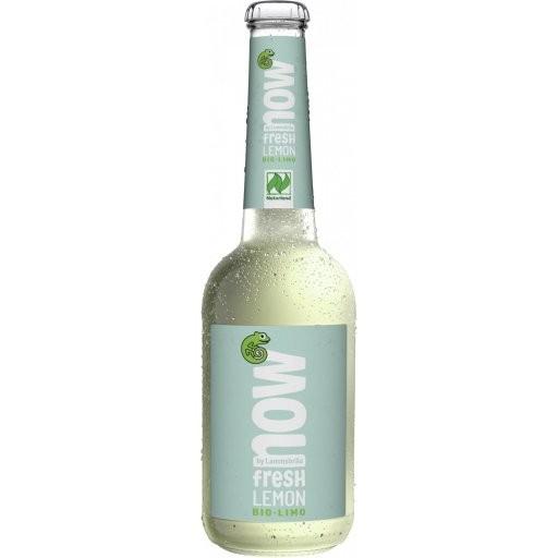 NOW Fresh Lemon glutenfrei NATURLAND, 0,33l