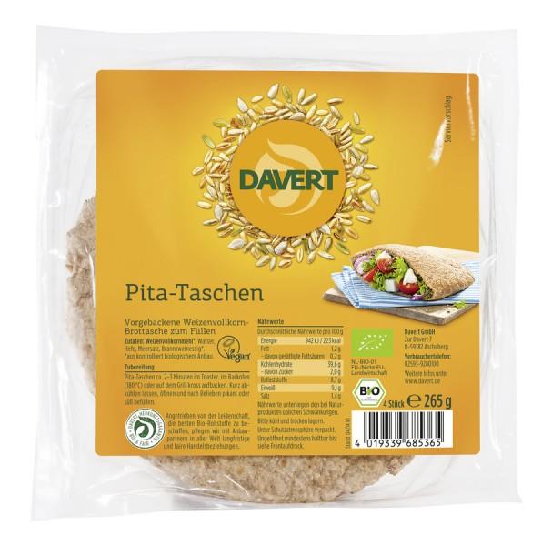 Pita-Taschen 4St, 265g