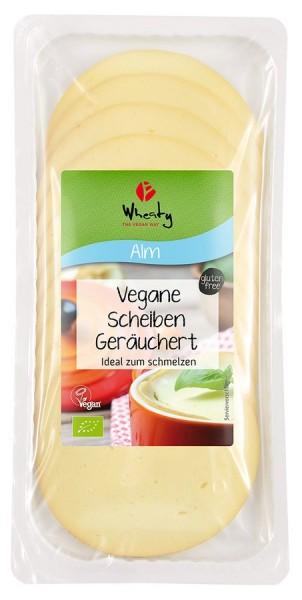 WHEATY Vegane Scheiben geräuchert, 150g