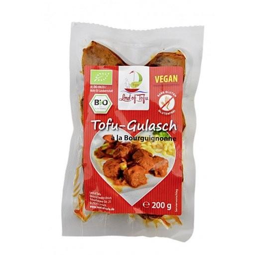 Soja-Gulasch BIOLAND vegan, 200g