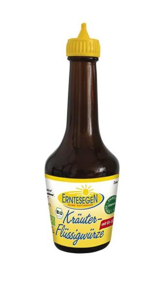Kräuter-Flüssigwürze - Tischflasche, 107g