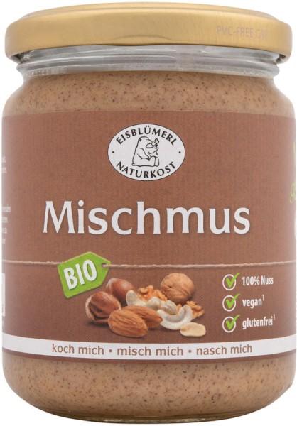 Mischmus aus 5 Nuss-Sorten glutenfrei, 250g