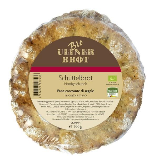 Südtiroler Schüttelbrot 3St, 200g