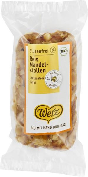 Reis-Mandelstollen glutenfrei, 250g