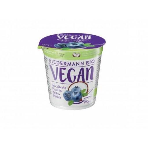 Kokos-Dessert Heidelbeere vegan, 150g