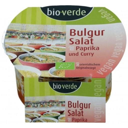 Bulgur-Salat mit Paprika & Curry vegan, 125g