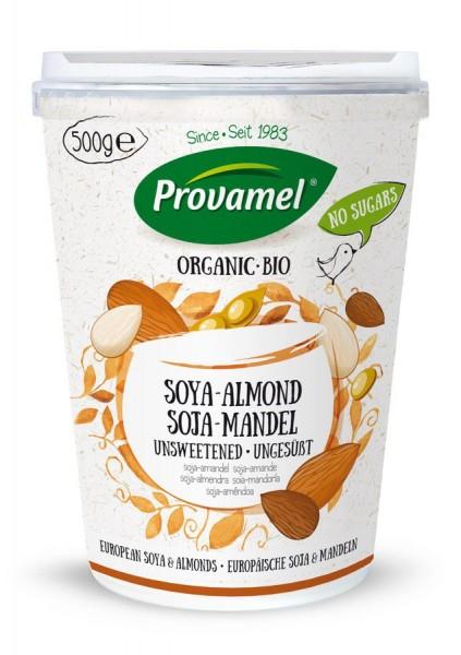 Soja-Jogurtalternative Mandel, 500g