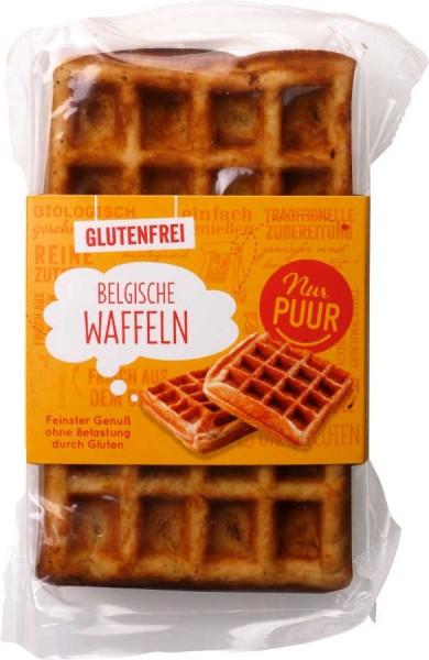 Belgische Waffeln glutenfrei 2St, 200g