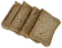 Braunhirse-Toastbrot glutenfrei geschnitten, 250g