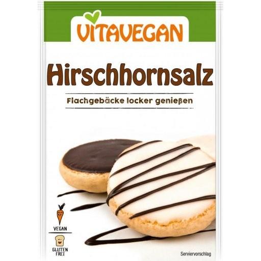 Hirschhornsalz glutenfrei - KONVENTIONELL, 20g