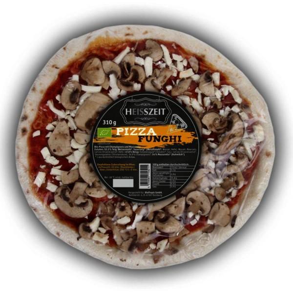 TK-Steinofen-Pizza Funghi Heisszeit, 310g