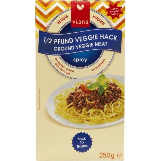 1/2 Pfund Veggie Hack, 250g