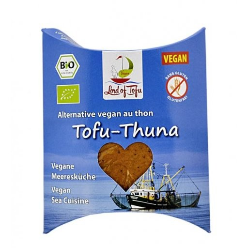 Thuna - Thunfisch-Alternative BIOLAND vegan, 110g