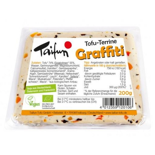 Tofuterrine Graffiti, 200g