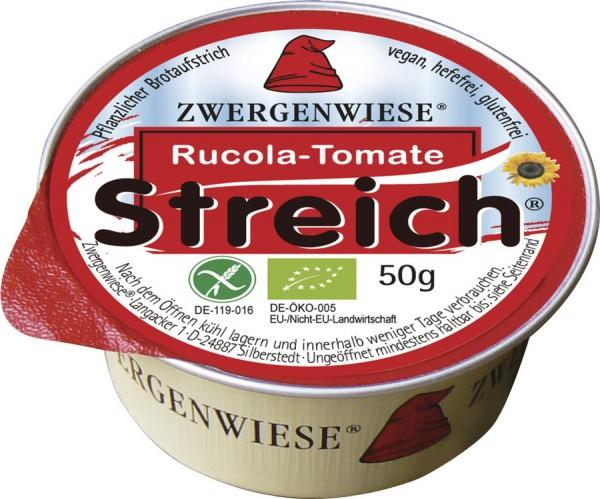 Kleiner Streich Rucola-Tomate glutenfrei, 50g