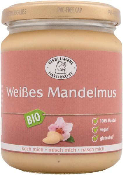Mandelmus weiß glutenfrei, 250g
