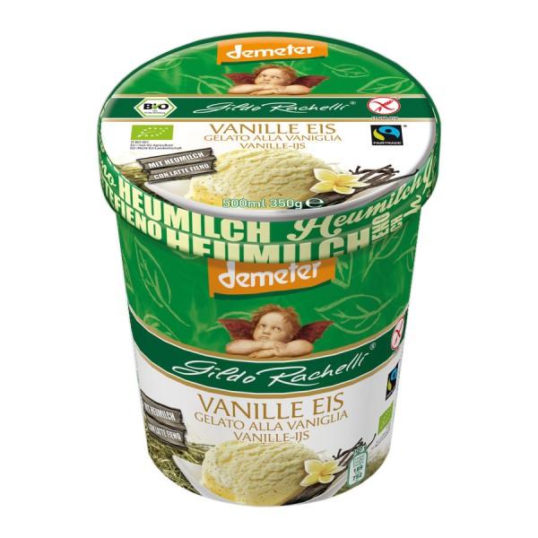 Familieneisbecher Vanille DEMETER, 500ml