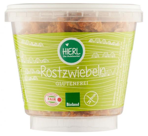 Röstzwiebeln knusprig BIOLAND glutenfrei, 100g
