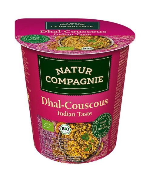 Dhal-Couscous Indian Taste im Becher, 68g