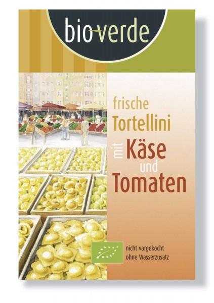 Frische Tortellini mit Käse & Tomaten, 200g