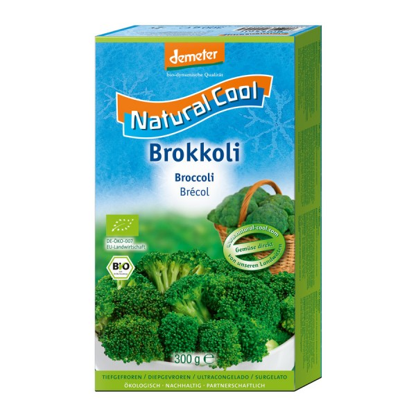 TK-Broccoli DEMETER, 300g