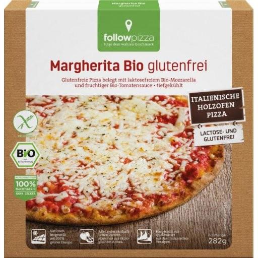 TK-Holzofen-Pizza Margherita glutenfrei, 282g