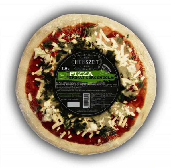 TK-Steinofen-Pizza Spinat-Gorgonzola Heisszeit, 310g