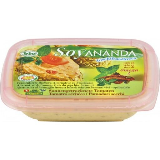 Soyananda Frischkäse-Alternative mit Tomate, 140g
