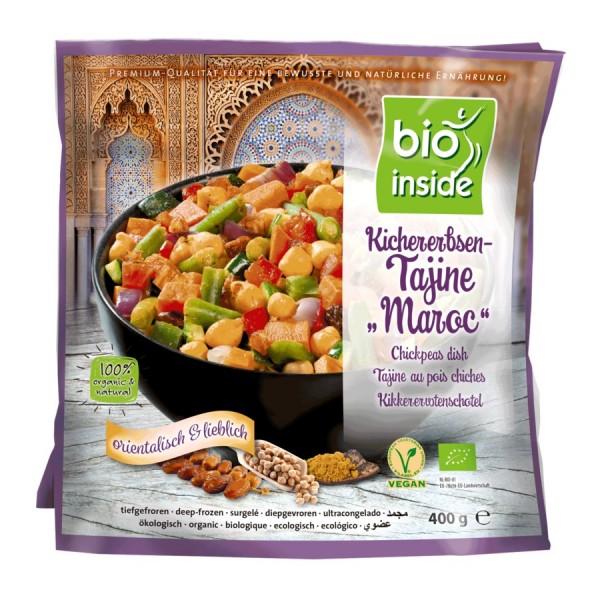 TK-Kichererbsen-Tajine Maroc vegan bio inside, 400g
