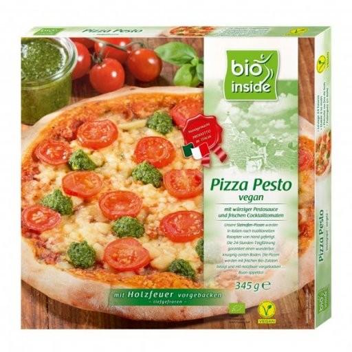TK-Holzofen-Pizza Pesto vegan bio inside, 345g