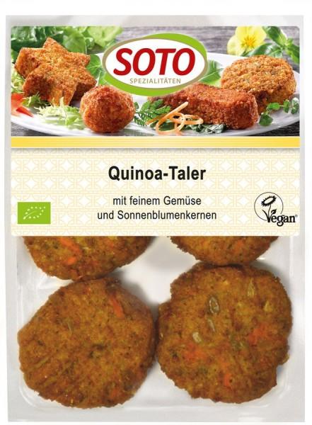 Quinoa-Taler vegan 6St, 195g