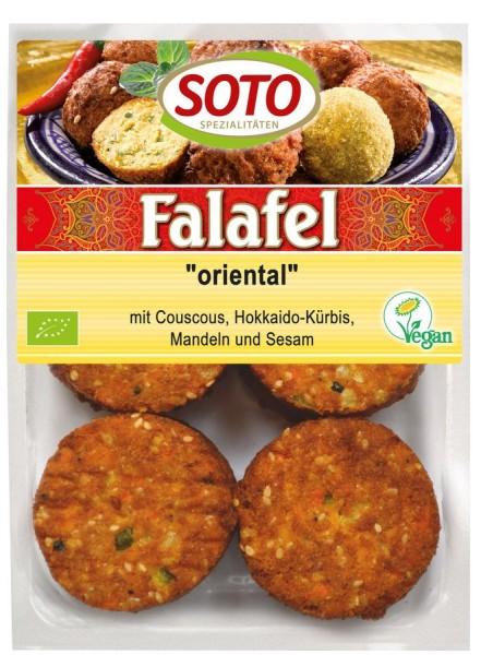 Falafel oriental vegan 8St, 220g
