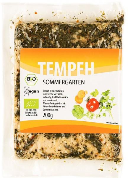 Tempeh Sommergarten, 200g