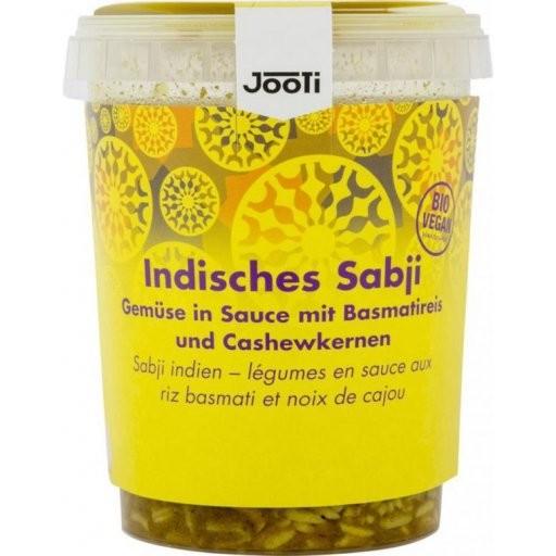 Indisches Sabji - Gemüse mit Cashew-Basmatireis, 450g