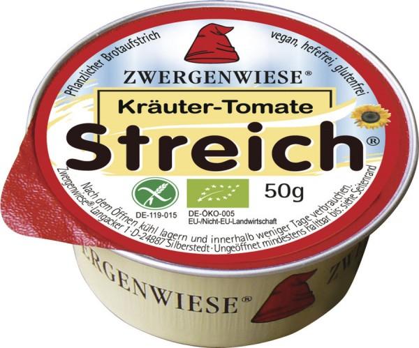 Kleiner Streich Kräuter-Tomate glutenfrei, 50g