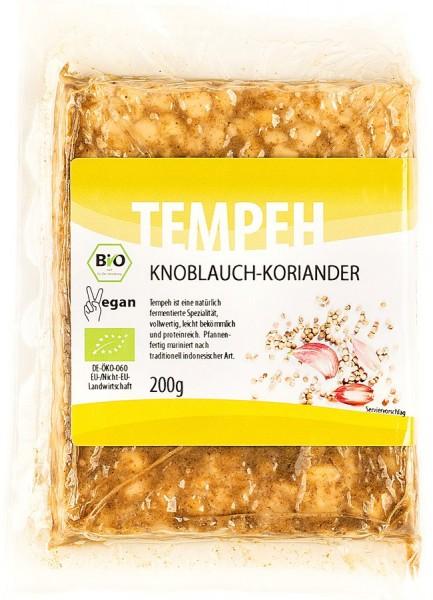 Tempeh Knoblauch-Koriander, 200g