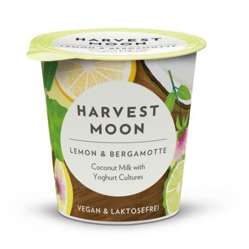 Kokos mit Joghurtkulturen Lemon-Bergamotte, 125g