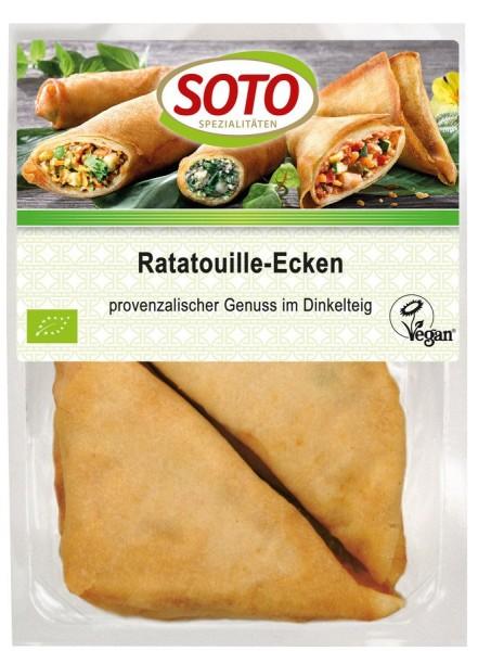 Ratatouille-Ecken im Dinkelteig 2St, 250g