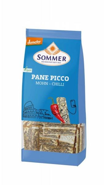 Pane Picco Mohn DEMETER, 150g