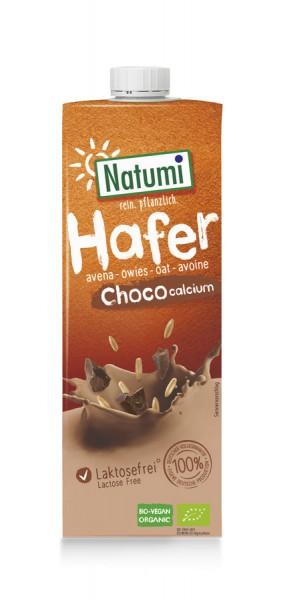 Haferdrink Schoko mit Kalzium, 1,0l