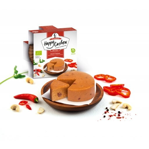 Vegane Käse-Alternative Rauch-Paprika, 100g
