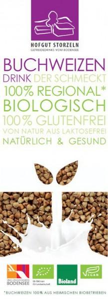 Buchweizendrink natur BIOLAND, 1,0l