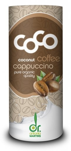 Coconut Coffee Cappuccino, 235ml