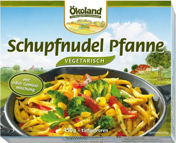 TK-Gemüsepfanne mit Schupfnudeln, 450g