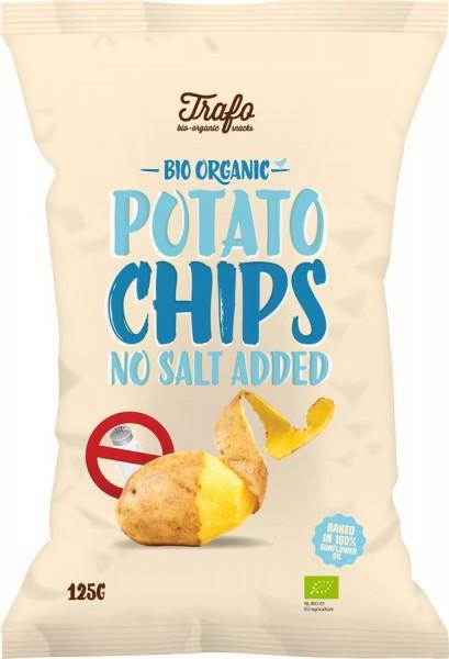 Kartoffelchips ohne Salz, 125g