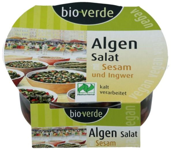 Algen-Salat mit Sesam & Ingwer vegan, 100g