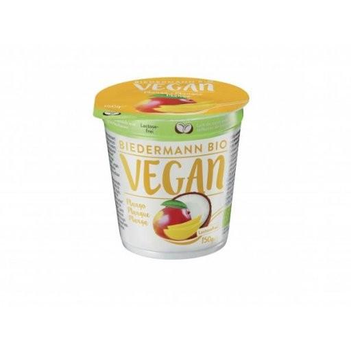 Kokos-Dessert Mango vegan, 150g